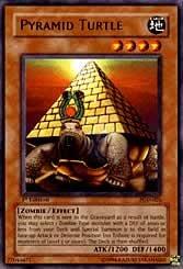 Yu-Gi-Oh Rare 1st Edition Pyramid Turtle