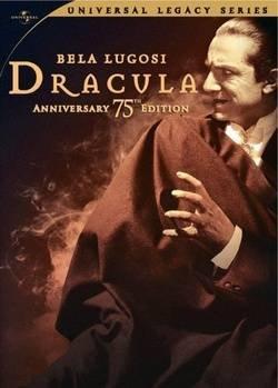 DRACULA 75TH ANNIVERSARY EDITION DVD
