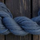 100%  wool yarn, worsted wt, gray,   1 skein