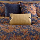 Ralph Lauren Indigo Bali Full Queen Duvet Cover Shams Set NIP 3pc $684