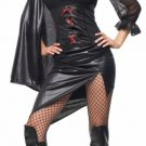 0625L-83123  4 Piece Mystery Hero Costume