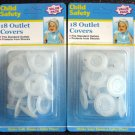 72 Child Safety Outlet Covers