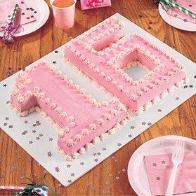 Custom Alphabet Cake Pan-Letter Number Birthday Baking