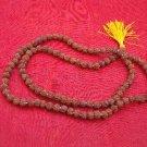 Rudraksha Mala 7mm (108+1) For Meditation