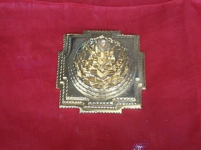 Mysterious 3D Meru Sri Yantra Shri Shree Yantra