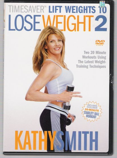 TIMESAVER LIFT WEIGHTS TO LOSE WEIGHT 2
