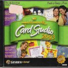 Sierra Home,Hallmark Card Studio 2003