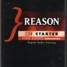 REASON CSi STARTER Digital audio Training.
