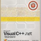 Microsoft Visual C++.Net Standard,Version Academic 2002