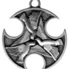 Courtney Davis Celtic Pendants,Doves of Peace Pendant!!!