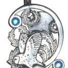 Fire & Ice Pendants, Owl for Wisdom and Psychic Ability!!!