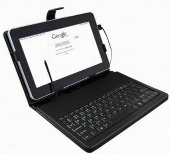 10inch tablet pc Keyboard Flip Stand Case Cover USB Keyboard