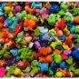 100pcs /lot ABS material small GoGo and middle gogo random mixed