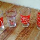 More Coca Cola Glasses