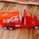 Plastic Coca Cola Truck