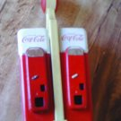 Coca Cola Salt and Pepper Shakers