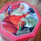 Coca Cola Tin Container #3