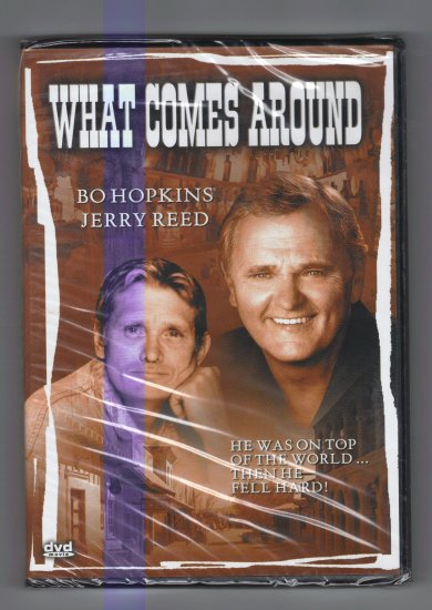 What comes around DVD movie Bo Hopkins Jerry Reed