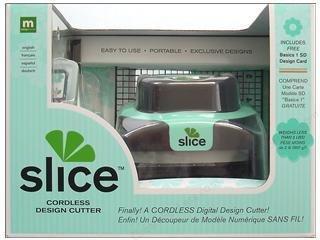 Making Memories ~ Slice Cordless Design Cutter Machine