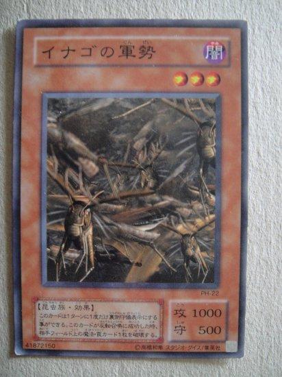 Swarm of Locusts (Common) Japanese PH-22