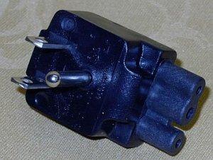 Dell Latitude AC Short Plug 0F2952 or F2950 Duckhead