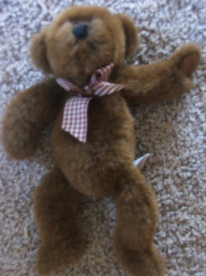 "GANZ TEDDY BEAR Approx. size 7"" x 4"""