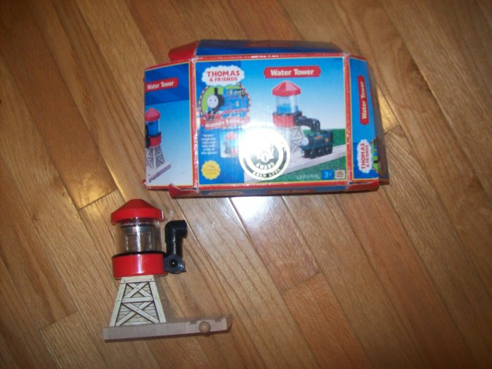 THOMAS THE TRAIN WATER TOWER