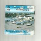 BORYSPIL INTERNATIONAL AIRPORT KIEV UKRAINE WINTER TIMETABLE 2004 2005 MINT CONDITION
