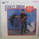 Stanley Jordan  -  Magic Touch - 1985 (Vinyl Record)