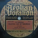 "Reed Miller ""Beautiful Isle Of Somewhere & Stanley Quartet ""Abide With Me - Circa 1920's"