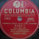Frankie Carle  -  Margie - Rose Marie -  78rpm - Circa 1944