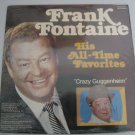 Frank Fontaine - His All-Time Favorites  (Vinyl Record)