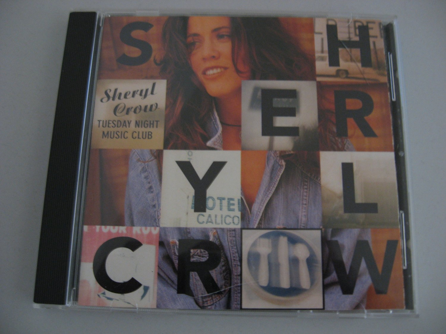 Sheryl Crow - Tuesday Night Music Club - Circa 1993 - Compact Disc