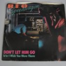 REO Speedwagon - Don't Let Him Go  (Vinyl Record)