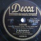 Russ Morgan - Good Night, Wherever You Are / Louise  - Circa 1944