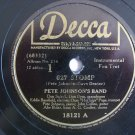 Joe Turner & Pete Johnson's Band  (Vinly Record)