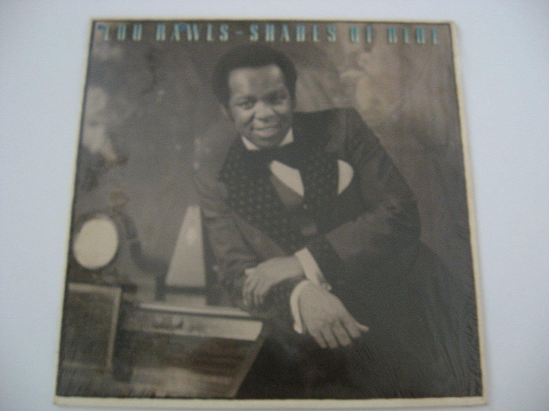Lou Rawls - Shades Of Blue  (Vinyl Record)