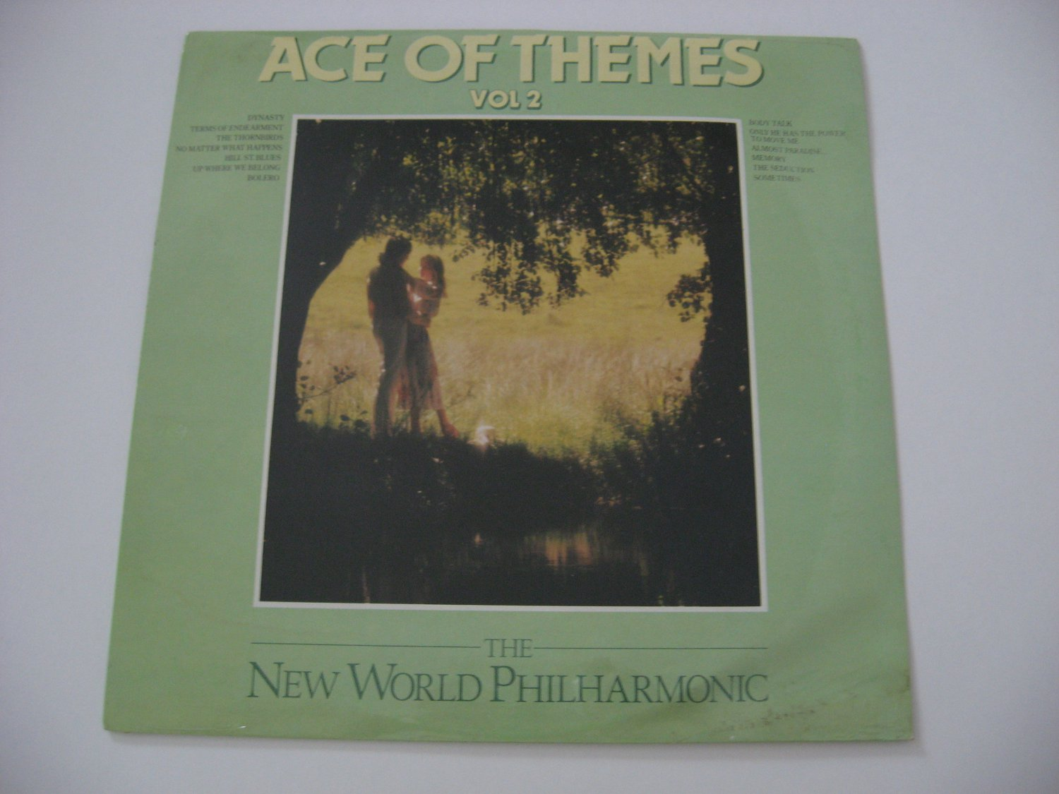 The New World Philharmonic  - Ace Of Themes  Volume 2 - Sealed!  (Vinyl Record)