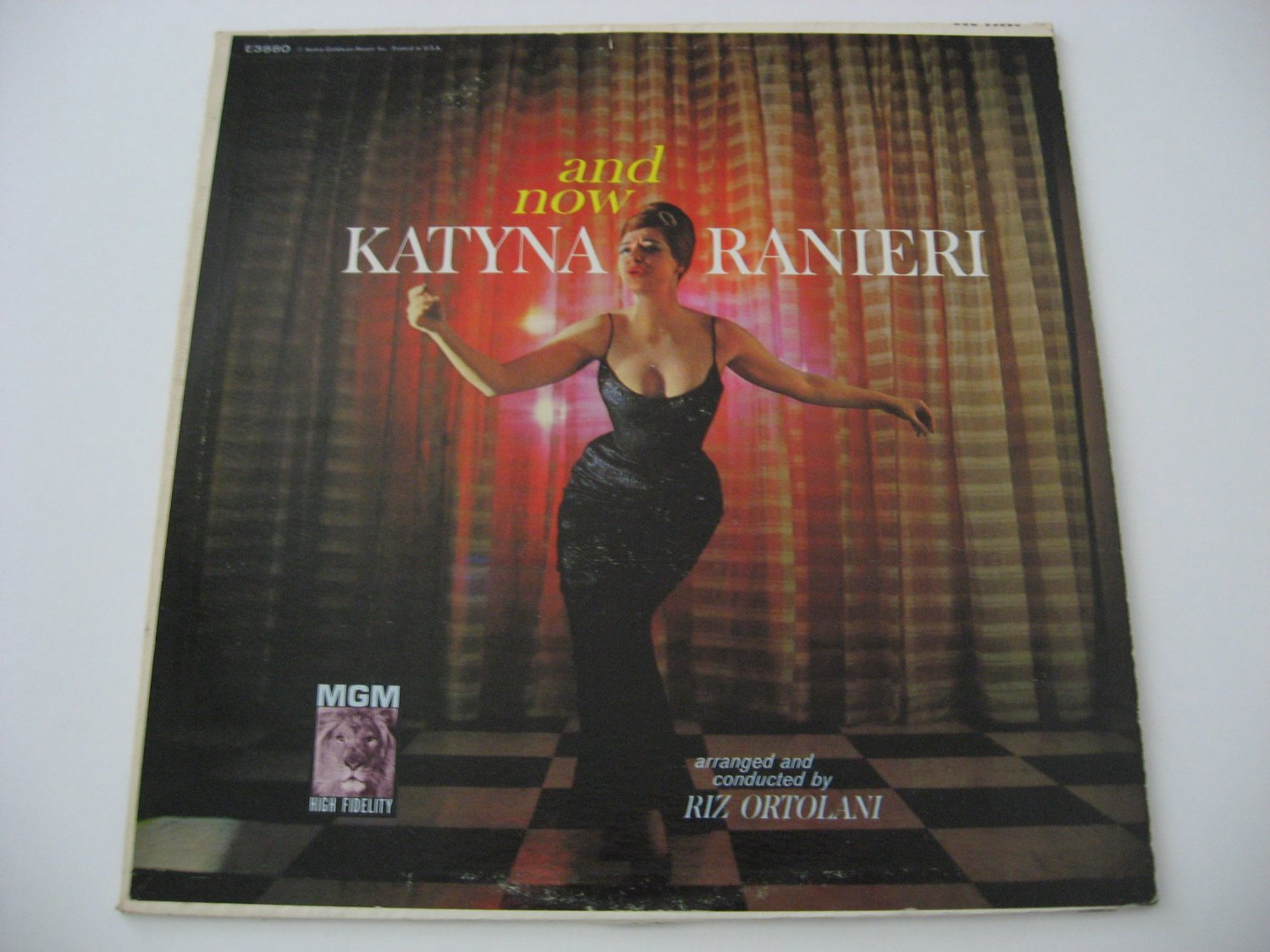 Katyna Ranieri  -  And Now  (Vinyl Record)