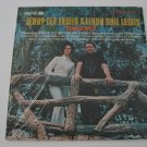 Jerry Lee Lewis & Linda Gail Lewis - Together  (Vinyl Record)