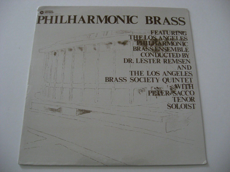 Philharmonic Brass - Factory Sealed!  (Vinyl Record)