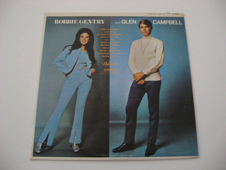 Glen Campbell & Bobbie Gentry - Duet - Circa 1968
