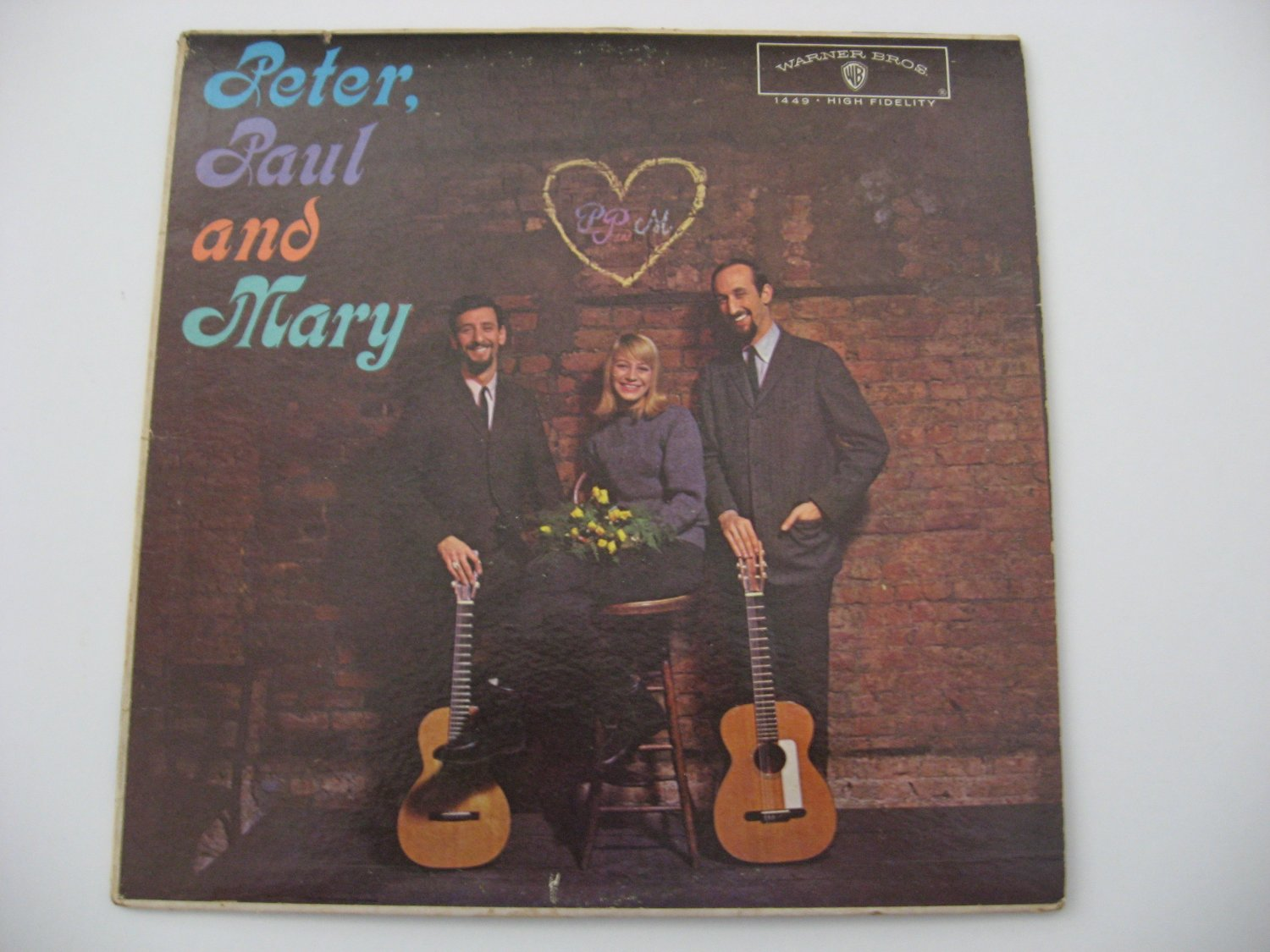 Peter, Paul And Mary - PPM  (Vinyl Record)