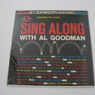 Al Goodman  -  FACTORY SEALED - Sing Along - 1961 (Vinyl Record)