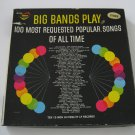 Charlie Spivak, Ray Eberle and Others - Big Bands Play  (Vinyl Record)