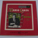 Mario Lanza  -  Sings Christmas Songs - Circa 1963