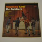 """The Outsiders - Happening """"Live""""  (Vinyl Records)"""