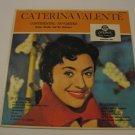 Caterina Valente  -  Continental Favorites  (Vinyl records)
