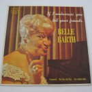 Belle Barth - If I Embarrass You Tell Your Friends  (Vinyl Records)