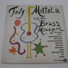Tony Mottola And The Brass Menagerie   (Vinyl Records)